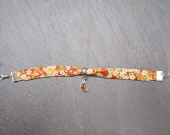 Bracelet liberty orange/red - Luna