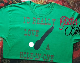 Golfing shirt, golf gifts, adult humor, gifts for him, gifts for her, gag gifts, mens shirts, womens shirts, golf gear, adult gifts, golfing