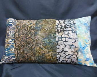 "Cushion collection ""Indian summer"", rectangle, 5 bands (C251)"
