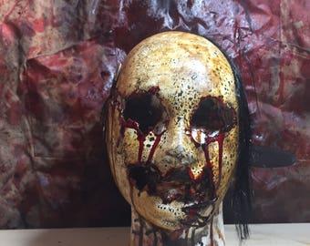 Lifeless Mask #3