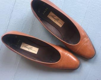 Vintage Amalfi mini-heel