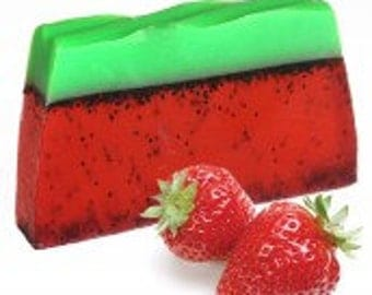 Tropical Paradise Soap - Strawberry