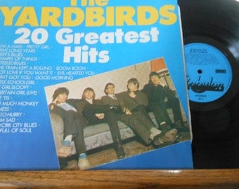 Yardbirds-20 Greatest Hits