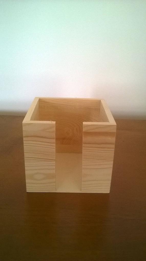 Articles similaires porte bloc note en bois a decorer - Changer un bloc porte existant ...