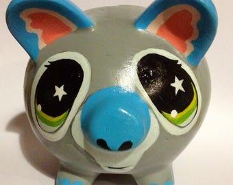 piggy bank pig pet shop koala