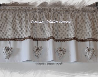 Curtain tier