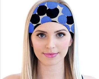 """Clear"" REVERSIBLE headband"