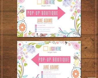 LLR Yard Banner, LLR Pop-UP, Fashion Consultant Card, Free Fast Personalization, Digital Files LLR02
