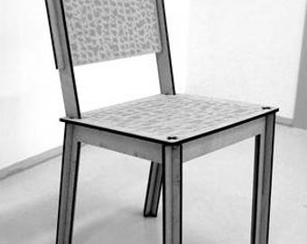 Chair for Everyone with pattern