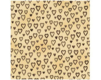 patchwork hearts ref ST4598219 Christmas fabric