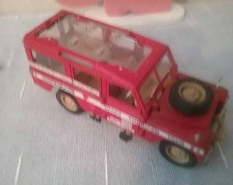Model car Land Rover - Polistil S 49 - 9-77