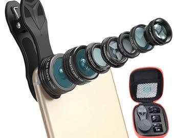 7 in 1 Phone Camera Lens Kit