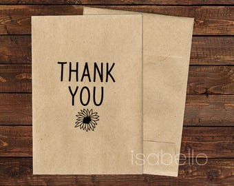 Thank You Envelopes, Mini Envelopes, Kraft Envelopes, Seed Envelope, Gift Card Holder, Money Envelopes, Wedding Envelopes x 10