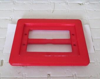 plastic belt buckle