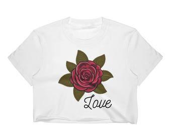 Love Rose top