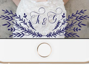 Wedding Snapchat Geofilter | Happily Ever After