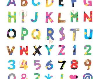 color alphabet number and symbol svg alphabet svg alphabet print numbers svg