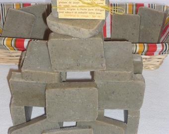 """Marrakesh treasures"" Patchouli + 110 gr argan oil SOAP"