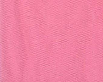 fabrics stiff tulle light pink tutu