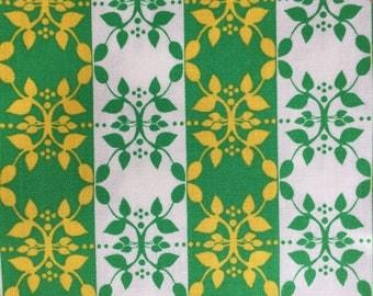1/2 YARD - Laurie Wisbrun for Robert Kaufman - Modern Whimsy - Organic Cotton