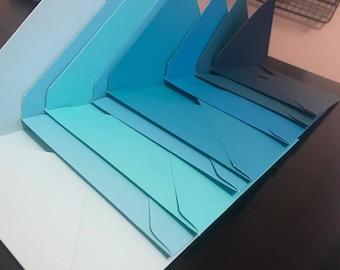 Blue Envelope Variety