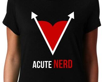 Nerd Shirts For Girls - Cute Nerd Shirt - Cute Nerd T-Shirt - Math Nerd Shirt - Cute Math Nerd - Nerd Shirt Women - Math Geek Shirt