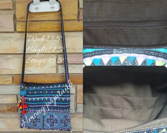 Hand craft purse