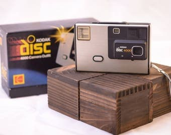 Kodak Disc 4000 Camera Outfit