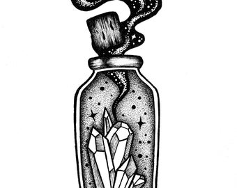 THE BOTTLE of MAGIC