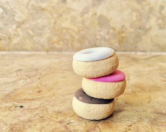 Donut Erasers