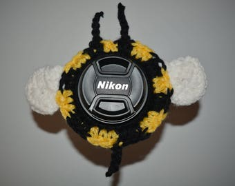Bumble Bee Camera Lens Buddy