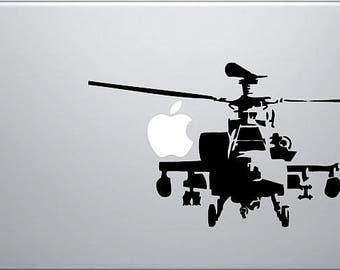 Banksy Apache Laptop Decal