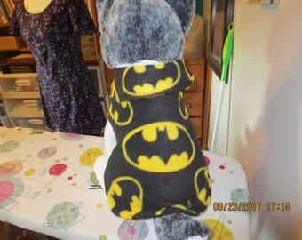 Batman pet coat
