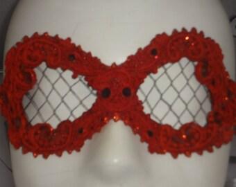 Women's Masquerade Mask