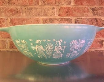 Pyrex Butterprint 444