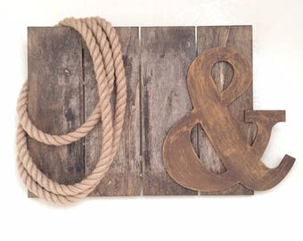 Rustic Rope Handmade Decor
