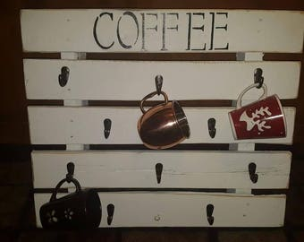custom coffee cup holder