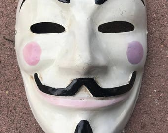 Anonymous 3D mask