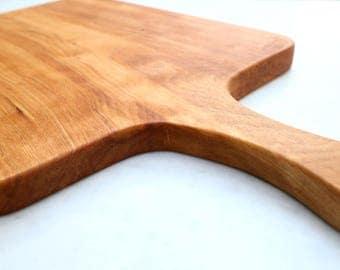 Large custom wooden cutting board