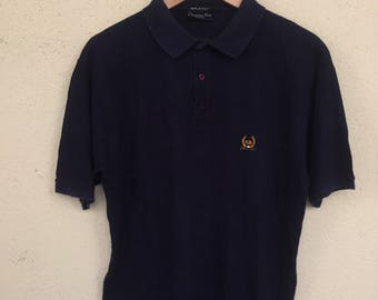 RARE Vintage Christian Dior Polo Shirt / t-shirt/ made in Italy