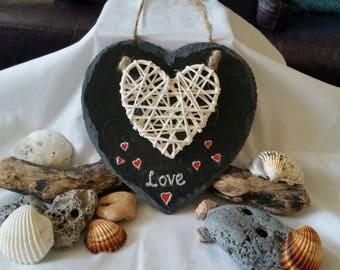 LOVE wall hanger