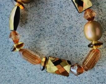 Fall time bracelet