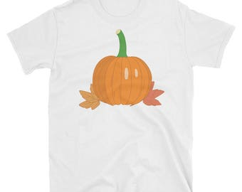 Fall Shirt, Pumpkin Shirt, Seasonal Shirt