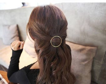 Full Circle Hair Clip