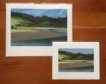 Bolinas Lagoon - Giclee Prints
