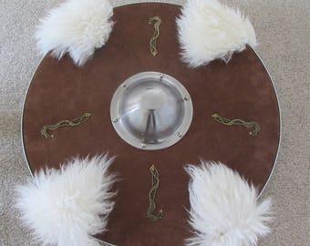 Decorative dragon shield