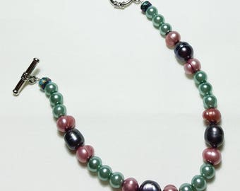 Freshwater Pearl Bracelet 8 inches