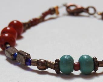 LITTLE RED ROOSTER bracelet/bracelet
