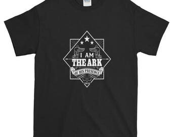 The Ark Of His Presence Short Sleeve T-Shirt