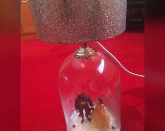 Disney inspired lamp